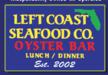 Left Coast Seafood Co.